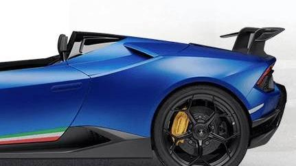 Lamborghini Huracán (2018) Exterior 011