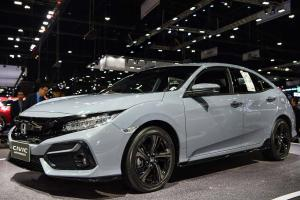 Honda Civic Hatchback to make world debut in Nov 2021