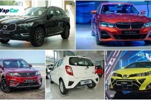 10 kereta CKD paling berbaloi untuk dibeli semasa pelepasan cukai jualan