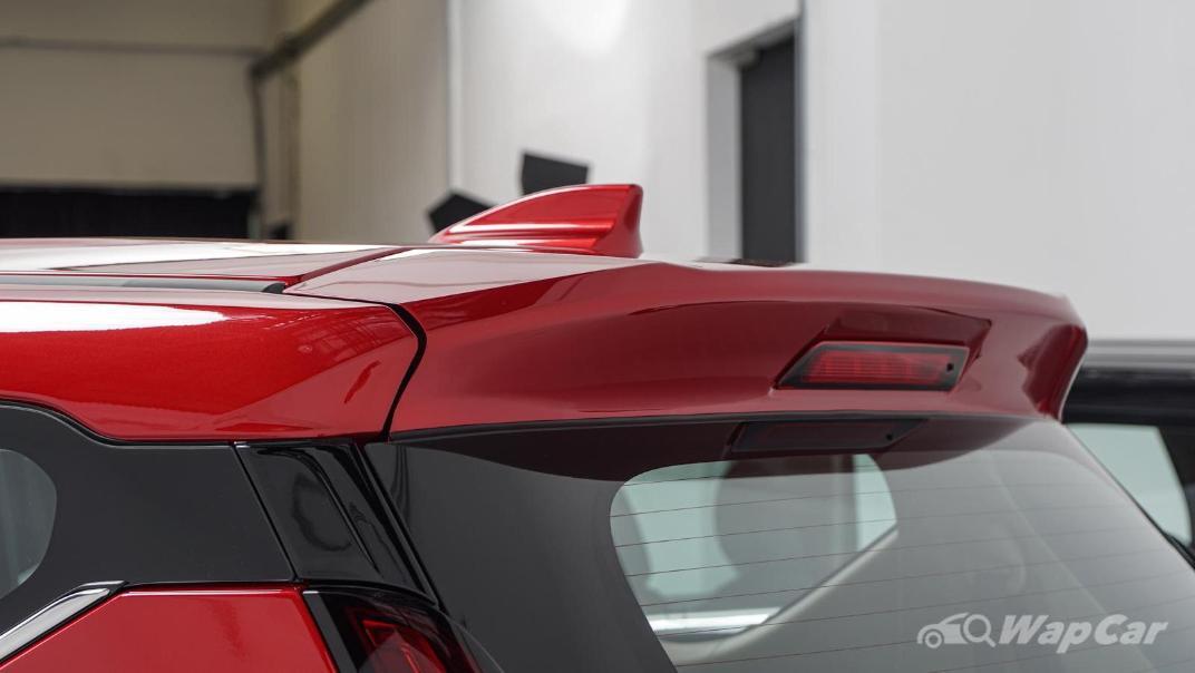 2020 Mitsubishi Xpander 1.5 L Exterior 032