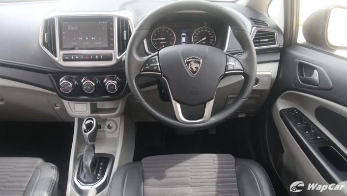 2019 Proton Persona 1.6 Premium CVT Interior 002