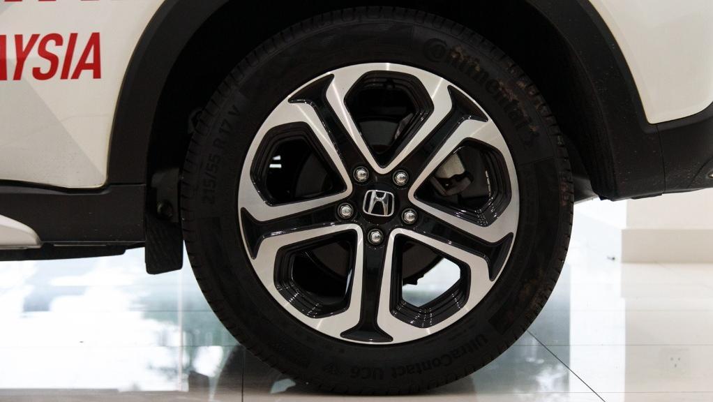 2019 Honda HR-V 1.5 Hybrid Exterior 026