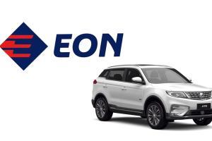 EON buat kemunculan semula! Kembali jual Proton dengan logo baru!