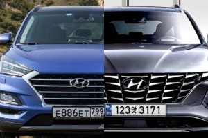 All-New 2021 Hyundai Tucson rendered after spy shots surfaced