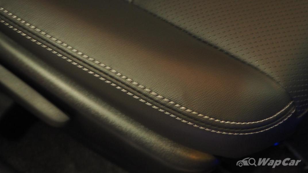 2021 Toyota Vios 1.5G Interior 010