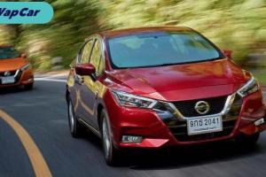 Nissan Almera 2020 serba baru akan diberi enjin turbo di Malaysia!