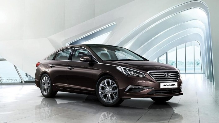 Hyundai Sonata (2017) Exterior 004