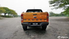 2018 Ford Ranger 2.0 Bi-Turbo WildTrak 4x4 (A) Exterior 006