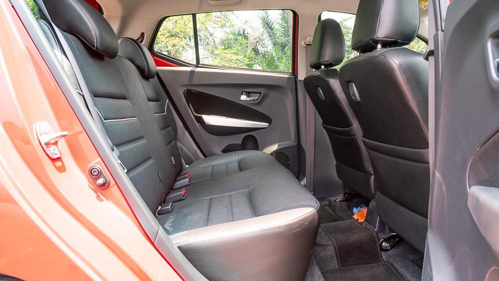 2018 Perodua Axia Advance 1.0 AT Interior 029