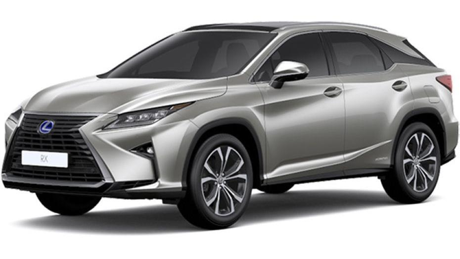 Lexus RX (2018) Others 003