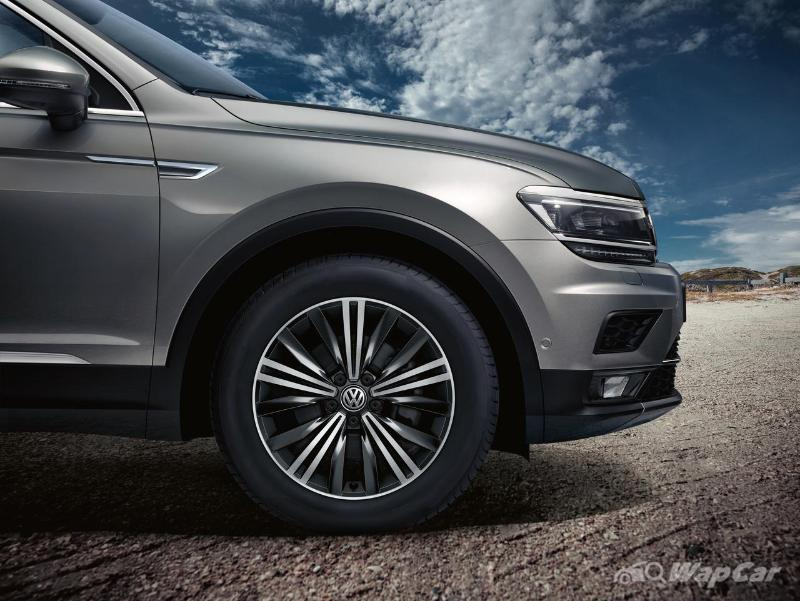 2021 VW Tiguan Allspace Highline 1.4 in Malaysia gets new wheels, LED taillamps, USB-C sockets 02