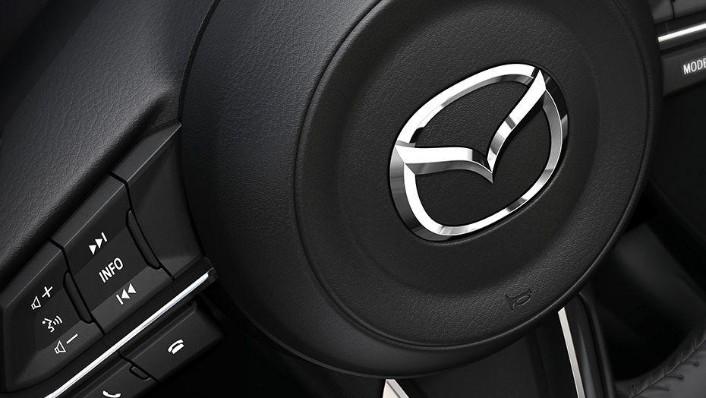 Mazda CX-5 (2018) Interior 002