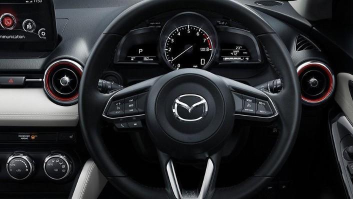 Mazda 2 Hatchback (2018) Interior 001