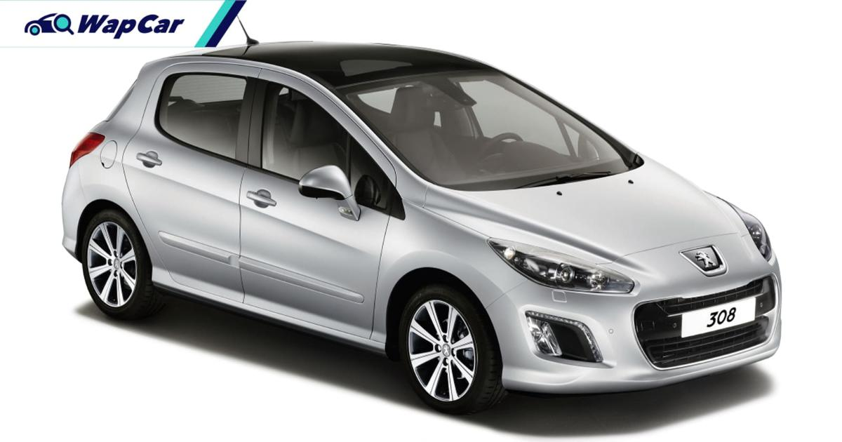 Used Peugeot 308 (T7) for RM 20,000; Save cost on the car for the repairs? 01