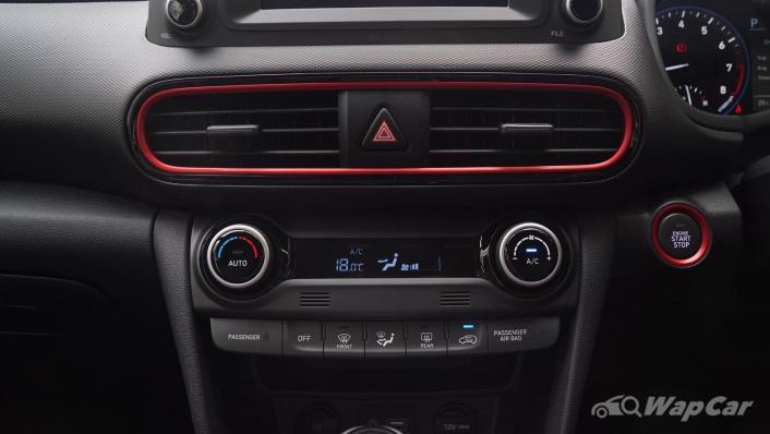 2020 Hyundai Kona 2.0 Standard Interior 007
