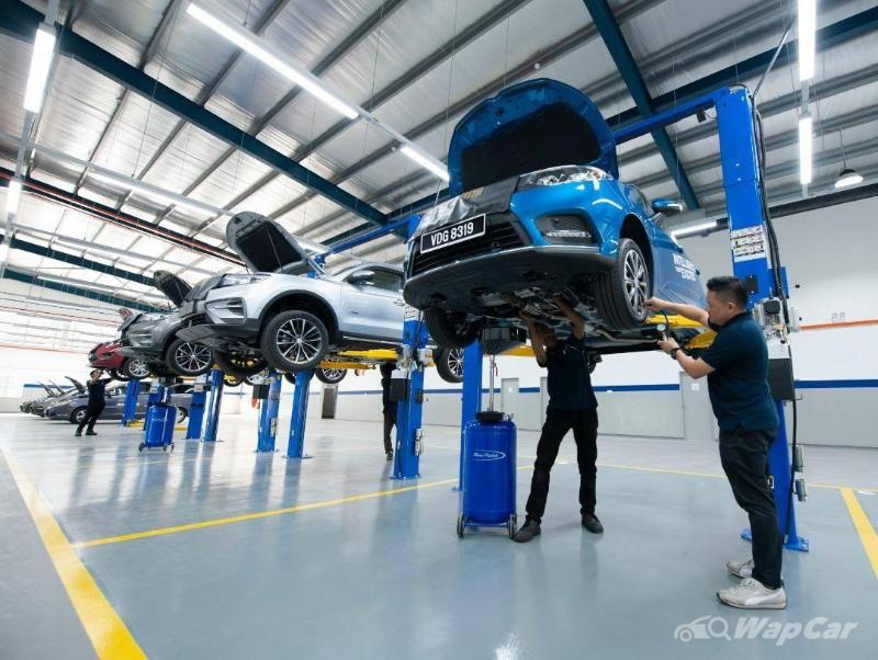 Fix for Proton's after-sales parts supply shortage underway, IT problem the cause 02