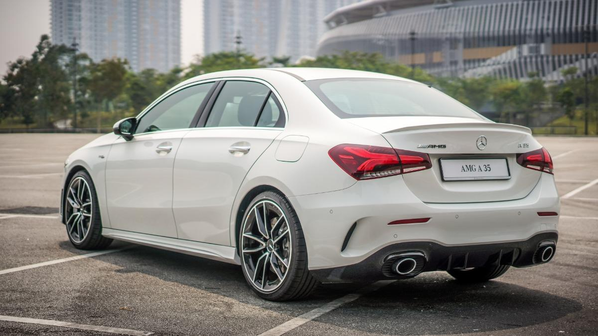 Tight supply of Mercedes-Benz A-Class Sedan solved, switched CBU Mexico to Germany 01