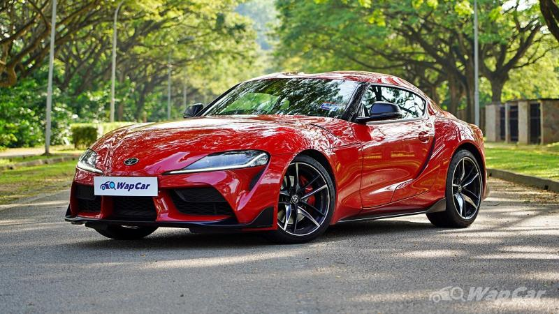 Pros and Cons: 2019 Toyota GR Supra – Lots of power, but visibility is poor 02