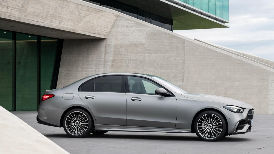 2021 Mercedes-Benz C-Class W206 Upcoming Version Exterior 034