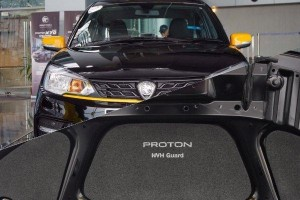 You can make your 2020 Proton Saga quieter with one easy step