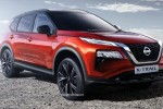 All-new 2021 Nissan X-Trail patent leak shows it all