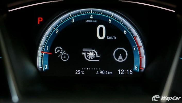2018 Honda Civic 1.5TC Premium Interior 009