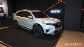 2021 Honda BR-V Upcoming Version Exterior 003