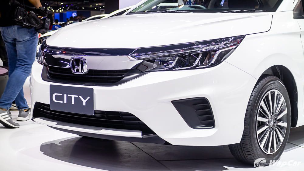 Video: All-new 2020 Honda City 1.0L VTEC Turbo first look, looks much better in person 02