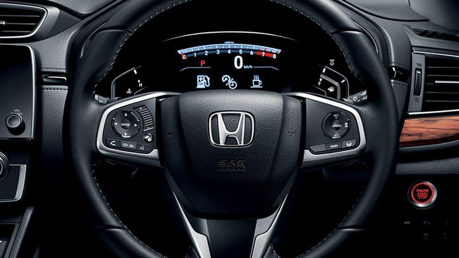 Honda CR-V (2018) Interior 001