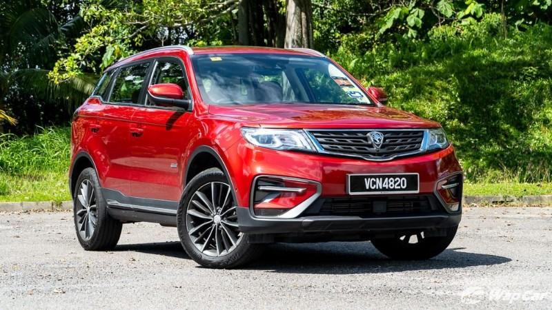 2019 Proton X70 1.8 Premium 2WD CBU