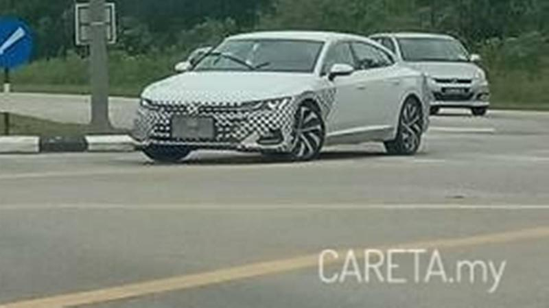 Spied: 2021 VW Arteon spotted in Pahang - to launch alongside Golf GTI Mk8? 02