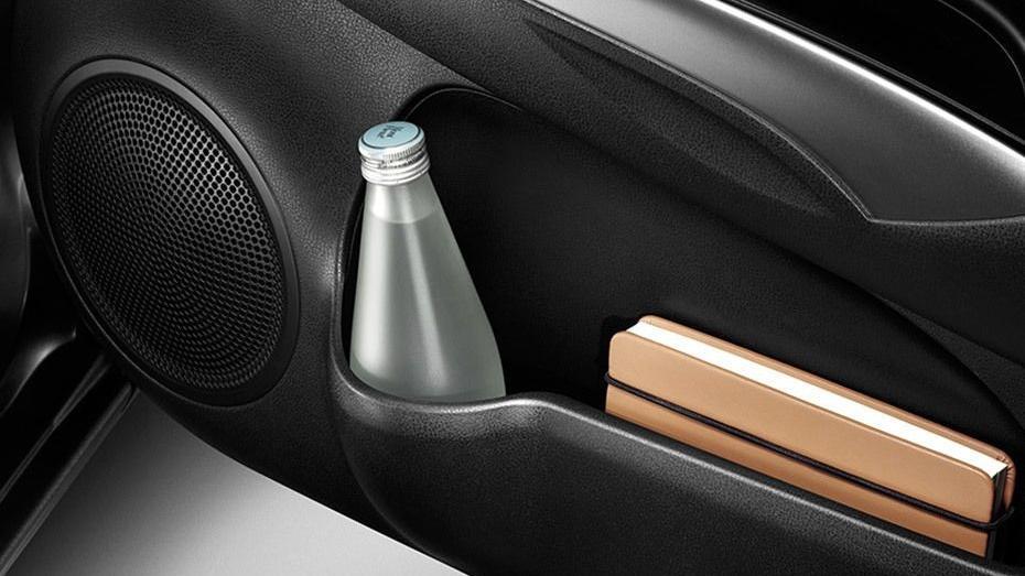 Nissan Almera (2018) Interior 009