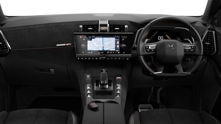 2020 Citroen DS7 Crossback 1.6L Interior 001