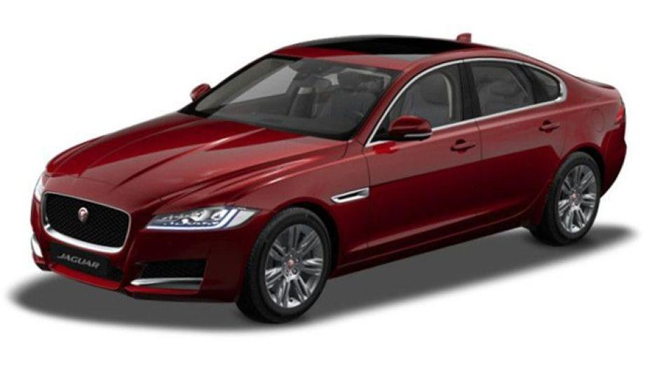 Jaguar XF (2017) Others 016