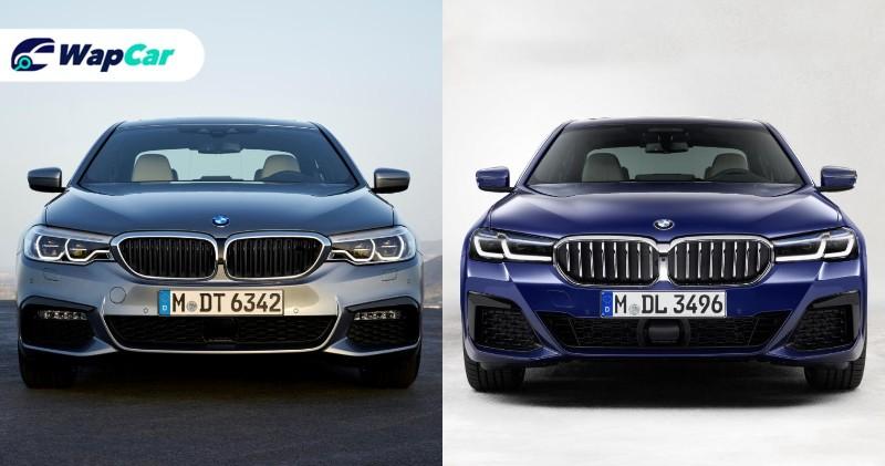 2020 G30 Bmw 5 Series Facelift Vs Pre Facelift Is Newer Better Wapcar