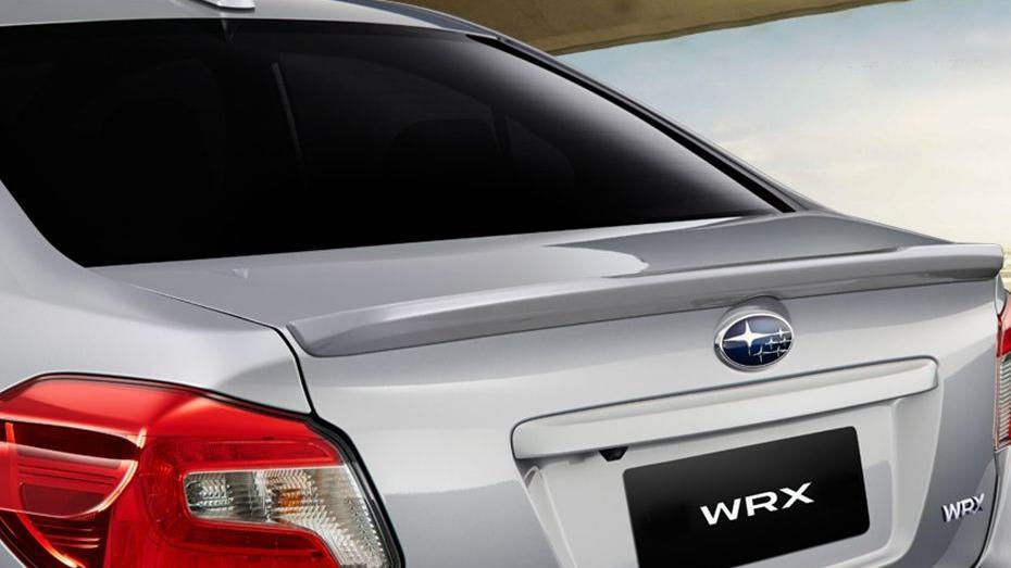Subaru WRX (2017) Exterior 011
