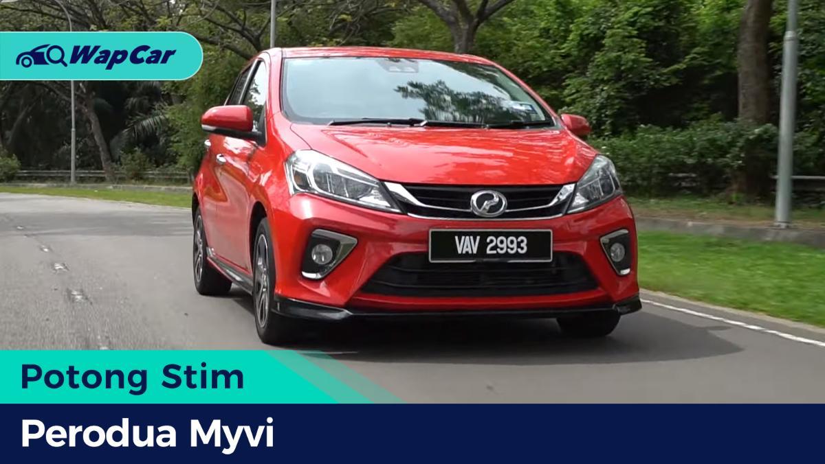 Potong Stim: Perodua Myvi – Memang berbaloi-baloi, tapi tempat duduk tak selesa 01