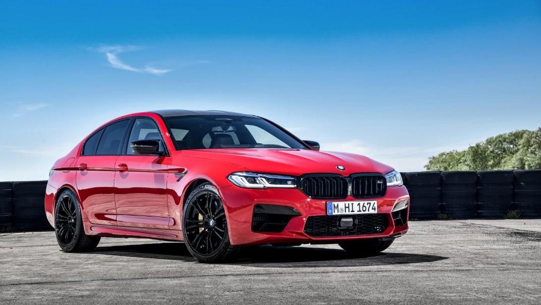 2020 BMW M5 Exterior 059