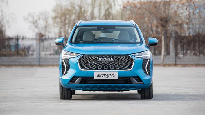 2021 Haval First Love Upcoming Version Exterior 001