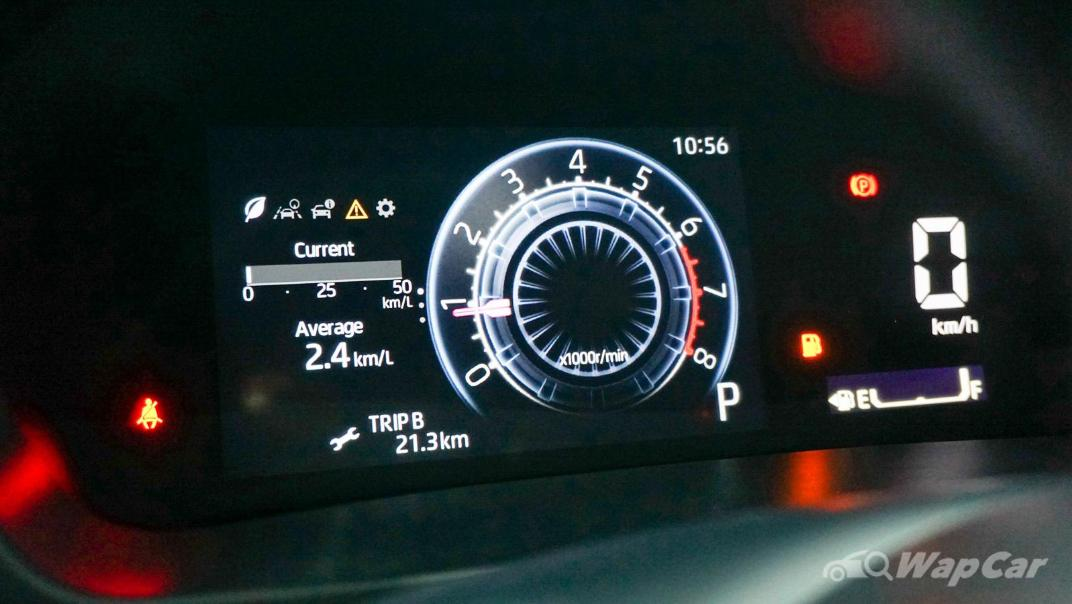 2021 Perodua Ativa 1.0L Turbo AV Interior 022