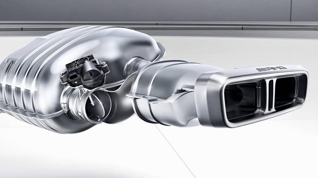 Mercedes-Benz AMG E-Class (2019) Others 011