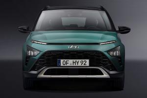 The Hyundai Bayon is a Kona designed by ex-Lambo designer