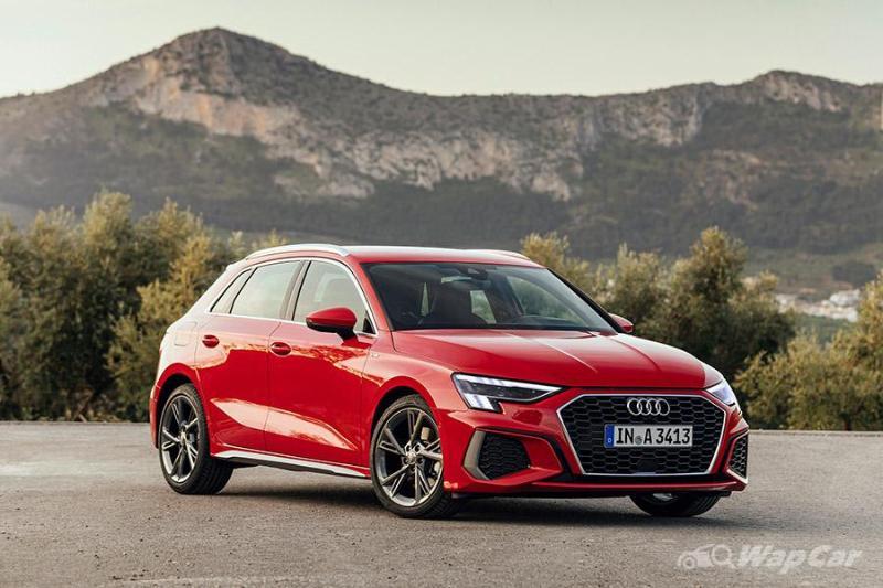 All-new 2020 Audi A3 Sportback – 150 PS, 250 Nm, 48V mild-hybrid 02