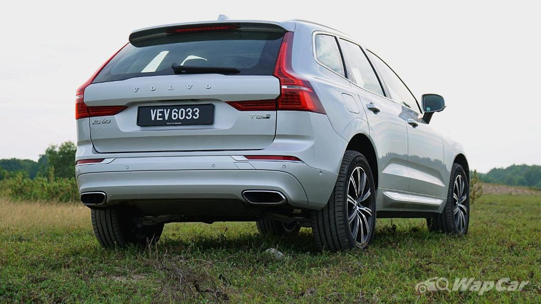 2020 Volvo XC60 T8 Twin Engine Inscription Plus Exterior 059