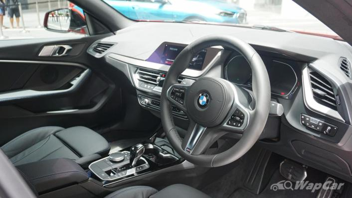 2020 BMW 2 Series 218i Gran Coupe Interior 005