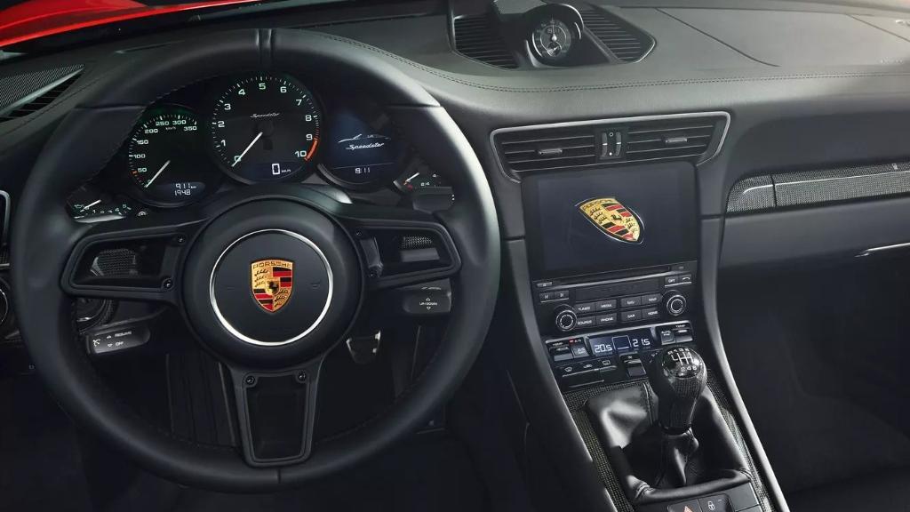 2019 Porsche 911 911 Speedster Interior 003