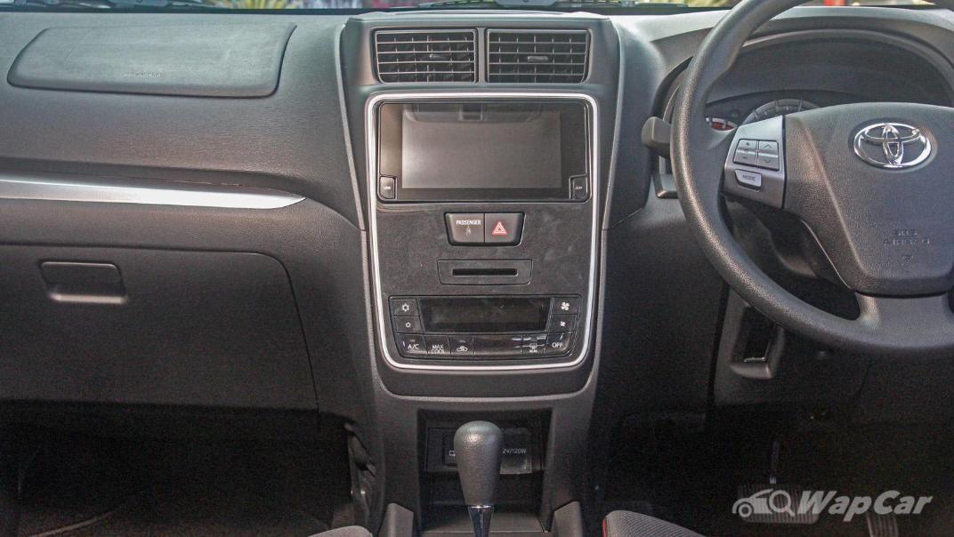 2019 Toyota Avanza 1.5S+ Interior 003
