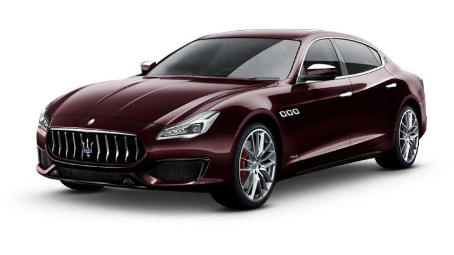Maserati Quattroporte (2018) Others 008