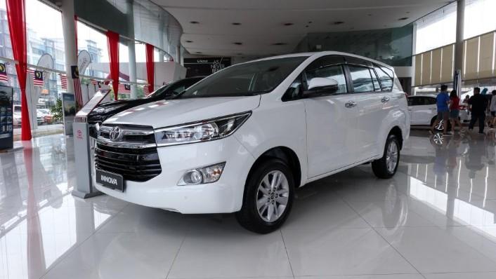 2018 Toyota Innova 2.0G (A) Exterior 001