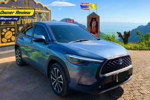 Owner Review: This car bring enough safety and comfort for my girls when traveling - My 2020 Corolla Cross Hybrid Premium